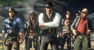 Банда Red Dead Redemption 2