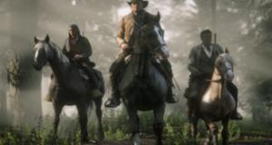 Новости о Red Dead Redemption 2