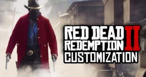 Одежда в Red Dead Redemption 2
