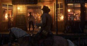 Перемещение в Red Dead Redemption 2
