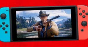 Red Dead Redemption 2 на Nintendo Switch