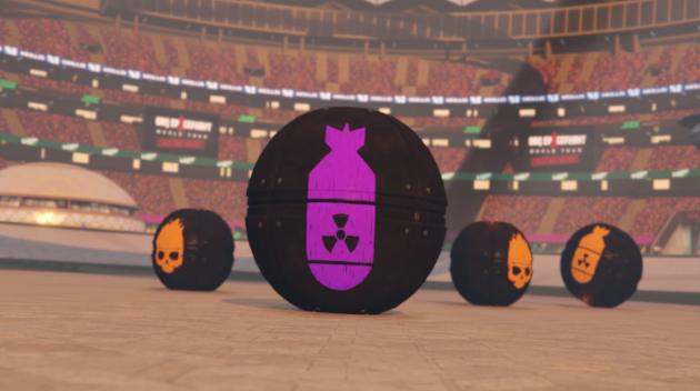 Футбол с бомбами