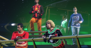 Обновления в GTA Online