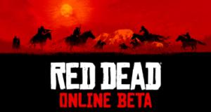 Red Dead Redemption Online Beta