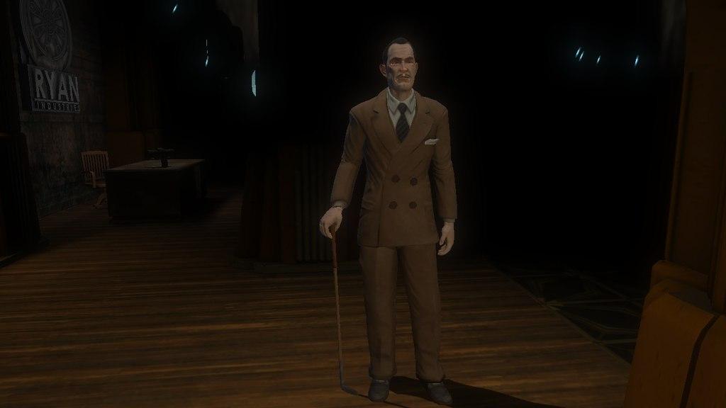 Эндрю Райан – BioShock