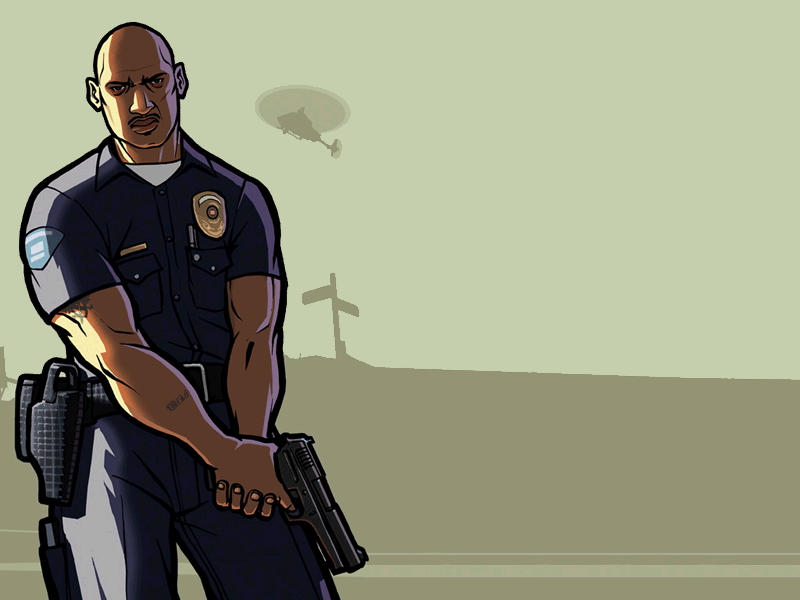 Officer Tenpenny – GTA