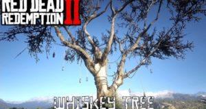 Дерево виски в Red Dead Redemption 2