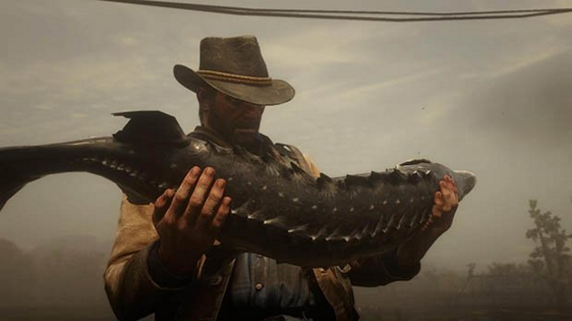 Легендарная рыба игры