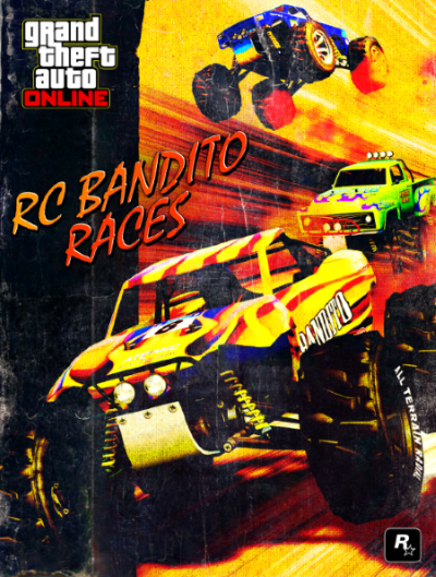 Гонки RC Bandito