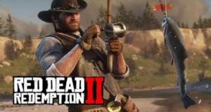 Red Dead Redemption 2 легендарная рыба