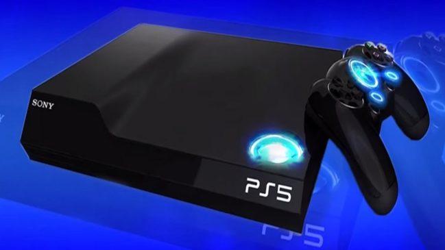 Железо PS5