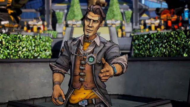Красавчик Джек – Borderlands 2