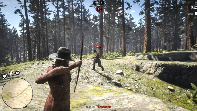 Игра Red Dead Online