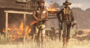 Red Dead Online обновление