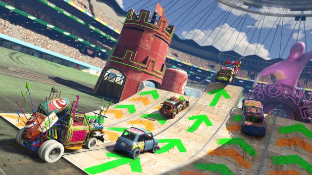 Битва на арене в GTA Online