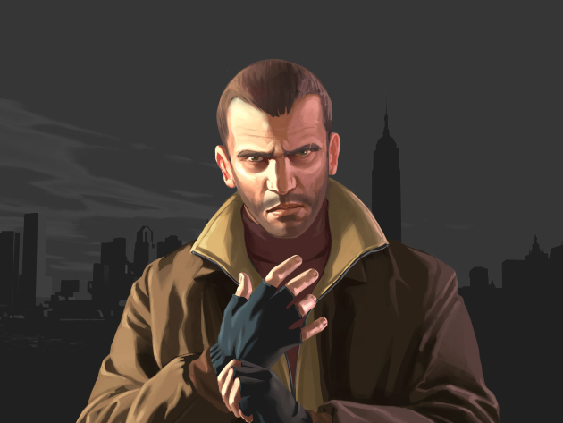 Нико Беллик из GTA IV