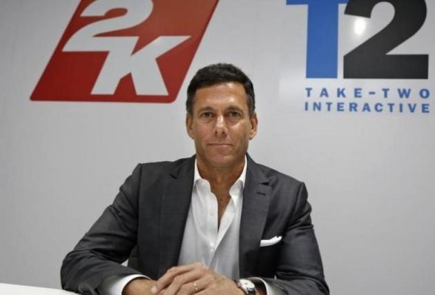 Директор Take-Two
