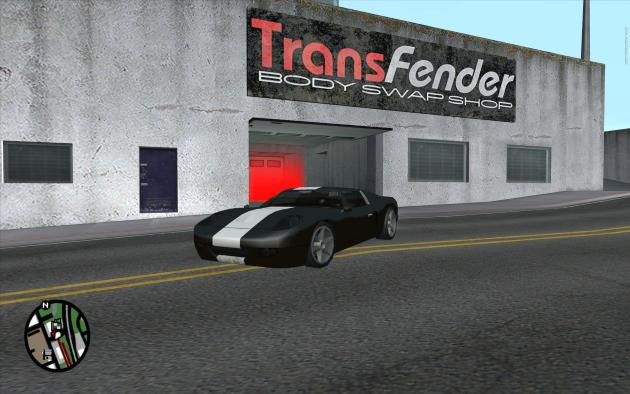 Автосалон TransFender
