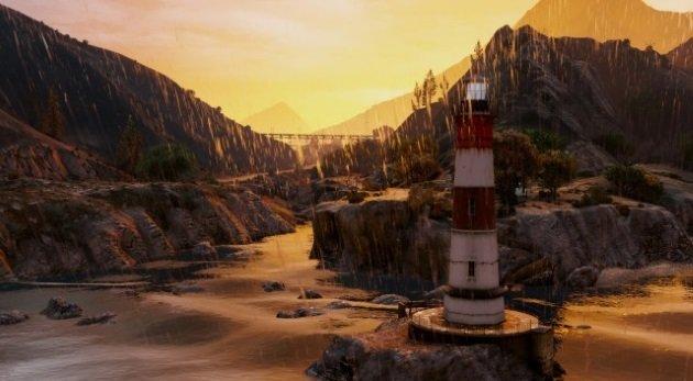 Красоты Grand Theft Auto V