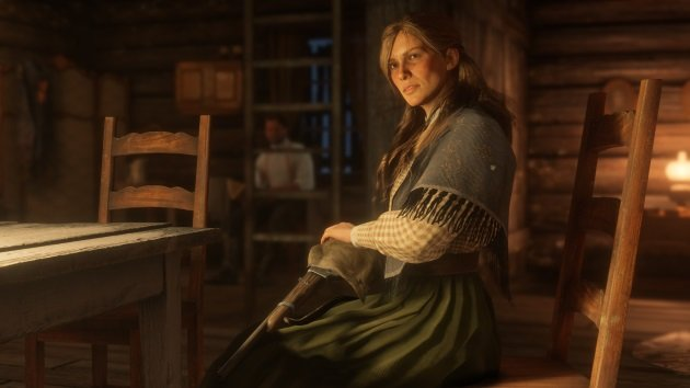 Новый персонаж в игре