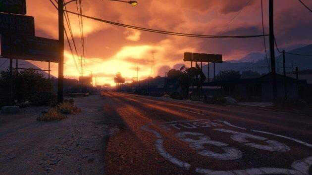 Лос-Сантос в GTA 5