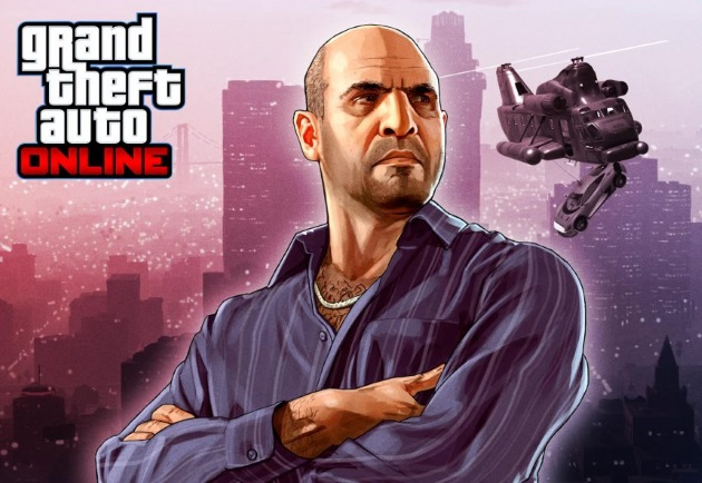 Симон Етарян из GTA Online