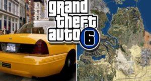Слив карты GTA 6