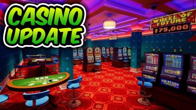 DLC Casino для GTA Online
