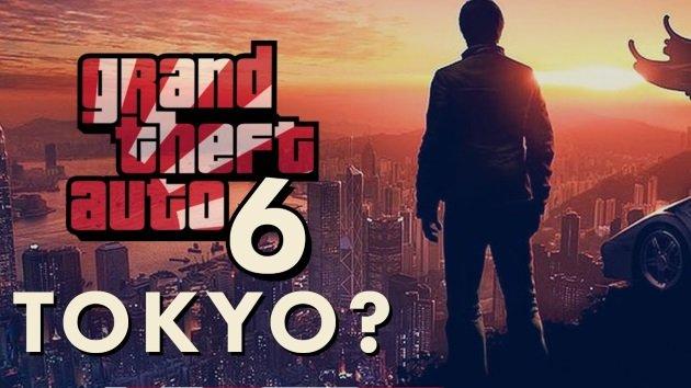 GTA 6 в Токио