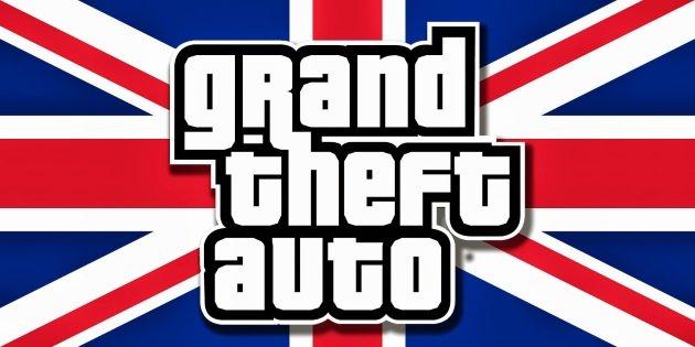 GTA 6 в Лондоне