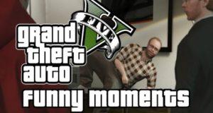 GTA Online смешные моменты