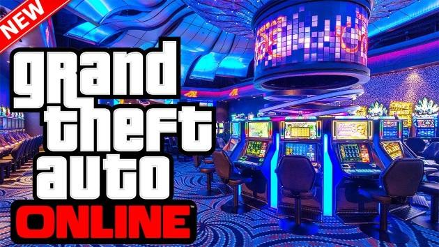 Казино в GTA Online