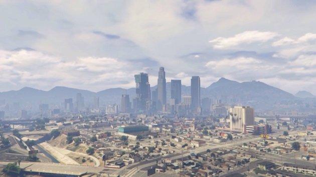 Город Лос-Сантос