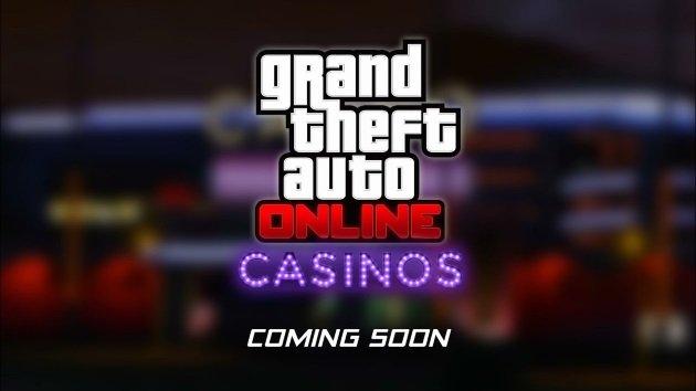 Скоро открытие Казино в GTA Online