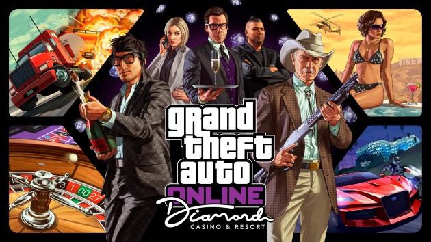 Казино-отель Diamond в GTA