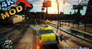 GTA San Andreas 4K