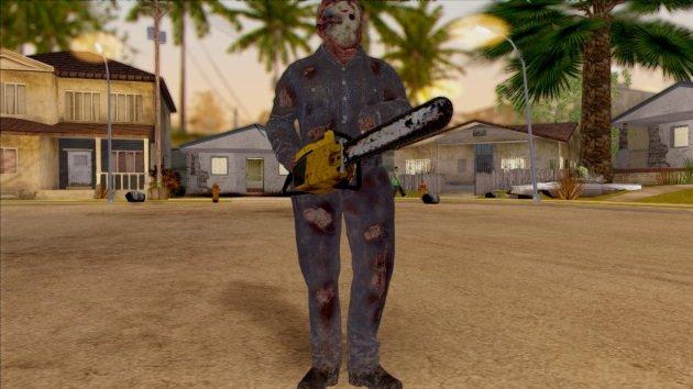 Джейсон в GTA San Andreas