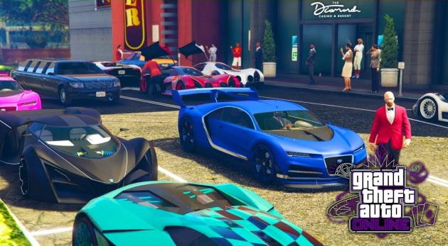 Новые машины в GTA Online
