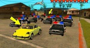 Полицейские в GTA San Andreas