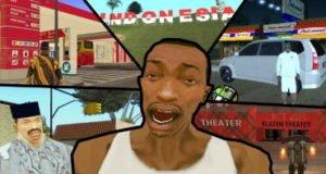 Реальная GTA San Andreas