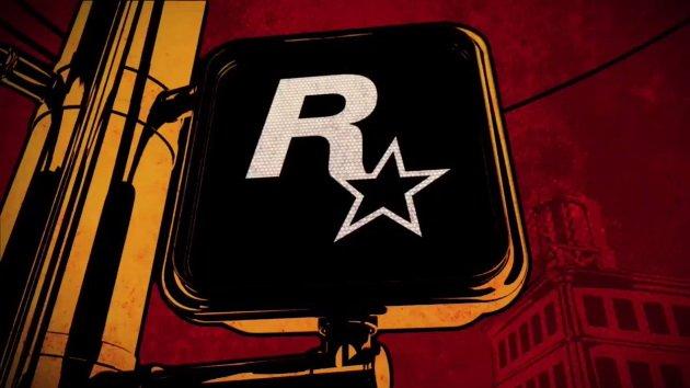 Логотип Rockstar Games
