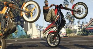 Мотоциклы в GTA