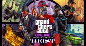 Ограбление казино в GTA Online