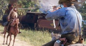 Red Dead Redemption 2 ps4 видео