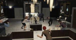 Миссии ограбления в GTA в частях серии