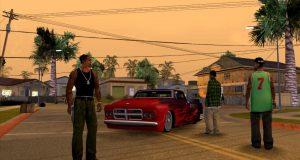 Новый мод: достаем соседа в GTA: San Andreas