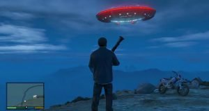 Отсылка к НЛО, пасхалка в GTA V. Правда или миф?
