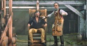 Электрический стул в RDR 2: тайная миссия