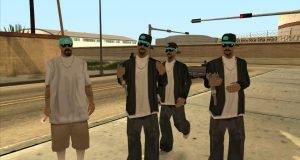 Какая банда в GTA San Andreas самая опасная?