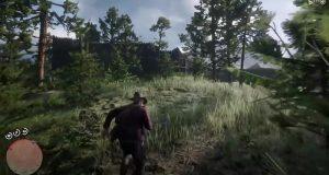 Эксперимент в Red Dead Redemption 2